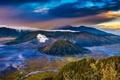 Картинка горы, природа, вулканы, ява