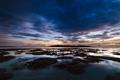 Картинка пляж, океан, рассвет, Maldives, Kihaad, Baa Atoll
