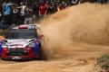 Картинка Ралли, Citroen, Спорт, Rally, WRC, Занос, Люди