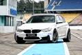 Картинка бмв, BMW, G-Power, F30, 2015