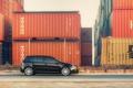 Картинка Volkswagen, Cars, cars, auto, wallpapers, Golf, контейнеры