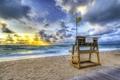 Картинка sea, Beach, sunset, water, sand