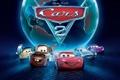 Картинка pixar, disney, тачки 2, cars 2, луиджи, мэтр, холли делюкс