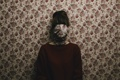 Картинка wallpaper, girl, sweater, covered face
