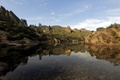 Картинка пейзаж, природа, озеро, камни