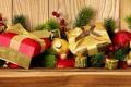 Картинка шарики, ветки, шары, игрушки, ель, Новый Год, Рождество