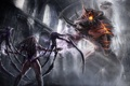 Картинка Queen of Blades, diablo, Lord of Terror, heroes of the storm, starcraft, sarah kerrigan, moba