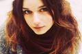 Картинка взгляд, девушка, лицо, модель, Viktoria