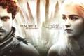 Картинка Game of Thrones, Игра престолов, дайнерис, роб старк
