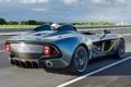 Картинка авто, Aston Martin, скорость, задок, CC100, Speedster Concept
