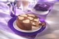 Картинка еда, шоколад, тарелка, торт, десерт, вилки, Milka