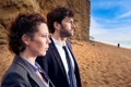Картинка сериал, драма, криминал, David Tennant, Broadchurch, Olivia Colman