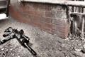 Картинка оружие, улица, автомат