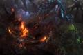 Картинка дракон, dota 2, Chaos Knight, moba, harbinger