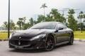Картинка Maserati, Сингапур, GranTurismo, Black
