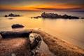 Картинка Australia, камни, Darwin, пейзаж, океан, пляж, Wickham
