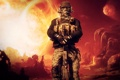 Картинка Снайпер, Военный, Battlefield 3, Винтовка, Recon