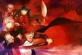 Картинка аниме, лучник, Fate: Stay Night