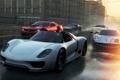 Картинка улица, гонка, McLaren, Porsche, Chevrolet, тачки, Lotus