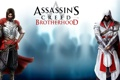 Картинка assassins creed, broterhood, два война