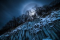 Картинка ночь, природа, гора