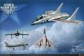 Картинка самолет, игра, world of warplanes, F7U-3 Cutlass