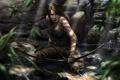 Картинка девушка, Tomb Raider, лара крофт, брюнетка