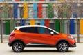 Картинка Renault, вид сбоку, рено, Captur, каптур