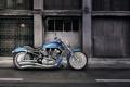 Картинка Синий, V-Rod, Blue, Harley-Davidson, Cruiser, Харлей-Дэвидсон, VRSCAW