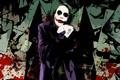 Картинка Джокер, Joker, Хит Леджер, Тёмный Рыцарь