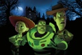 Картинка green, fear, Toy Story, Buzz Lightyear, Sheriff Woody