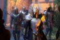 Картинка солдаты, шлем, броня, Lord of the Rings, Soldiers of Gondor