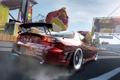 Картинка гонка, трек, mazda rx-7, need for speed pro street