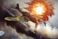 Картинка СССР, MMO, WoWp, World of Warplanes, Persha Studia, авиа, Мир самолётов