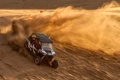 Картинка Oklahoma, sand dunes, мотоцикл-внедорожник, Little Sahara