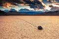 Картинка пейзаж, пустыня, камень