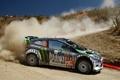 Картинка песок, пыль, ford, ken block, rally, ралли, wrc