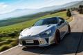 Картинка дорога, скорость, Toyota, тойота, Marangoni, GT86-R, Eco Explorer