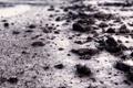 Картинка песок, макро, камни, земля