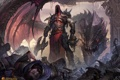 Картинка оружие, дракон, воин, арт, труп, Драконы вечности, Андрей Кузинский
