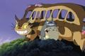 Картинка мой сосед тоторо, my neighbor totoro, ghibli, хаяо миядзаки, гибли, котобус, hayao miyazaki