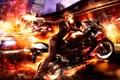 Картинка Обитель зла, Resident Evil, Biohazard, Джилл Валентайн, Jill Valentine, Биологическая опасность