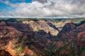 Картинка природа, каньон, Waimea canyon