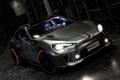 Картинка свет, огни, фары, Toyota, тойота, Marangoni, GT86-R