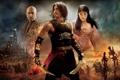 Картинка Пески времени, Prince of Persia, Джейк Джилленхол, Бен Кингсли, Tamina, Ben Kingsley, Принц Персии