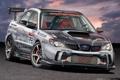 Картинка Subaru, Impreza, арт, WRX, front, субару, импреза