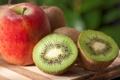 Картинка apple, food, fruit, kiwi