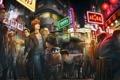 Картинка улица, китай, народ, базар, china_street