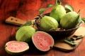 Картинка фрукты, экзотика, гуава, гуайава