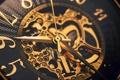 Картинка часы, часовой механизм, стрелки